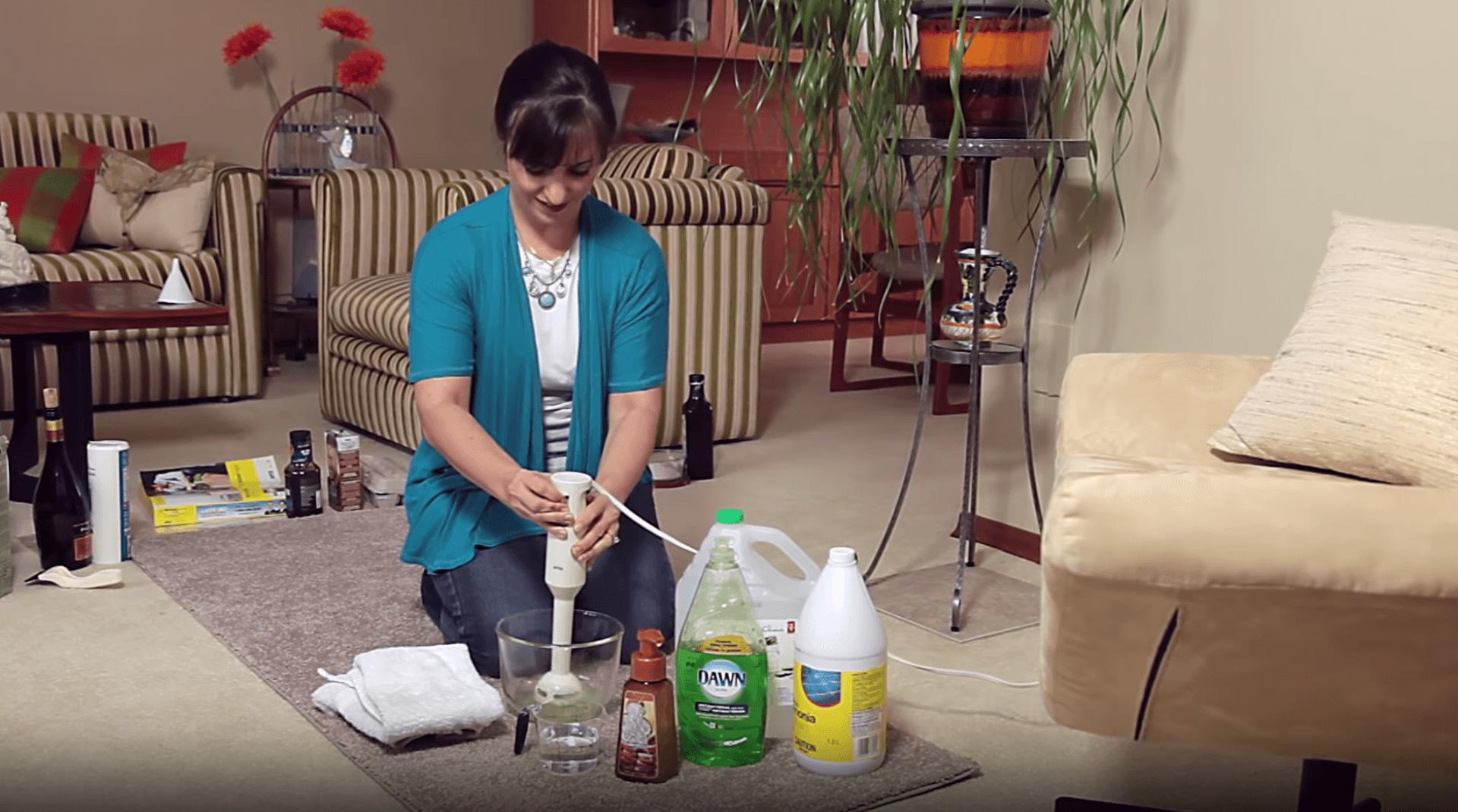 Carpet Cleaner Shampoo Alternatives