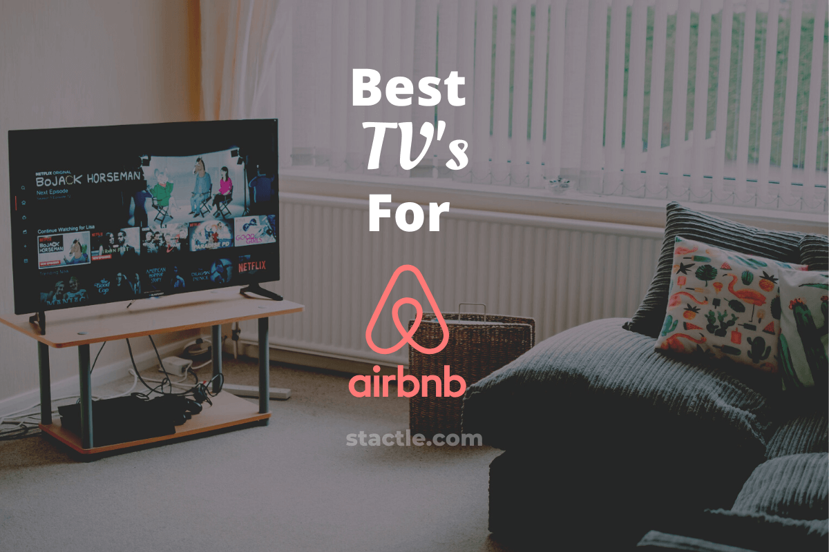 Best TV for Airbnb